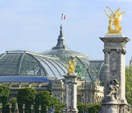 Paris Grand Palais (Big Palace)